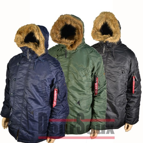 PARKA N-3B. (Extreme cold weather)«  ALPHA »