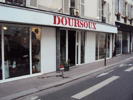 Doursoux Paris 11°