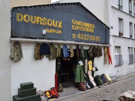 Doursoux Montparnasse